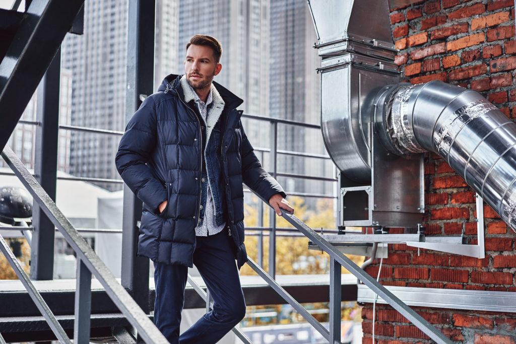 Фотосъемка для каталога и рекламы бренда мужской одежды Royal Spirit. Место съемки – Москва. Фотограф – Владимир Коннов.